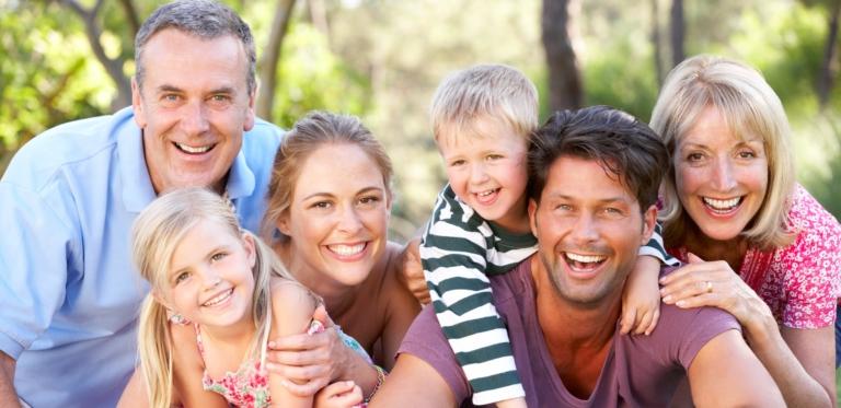 Zahnprophylaxe für Patienten