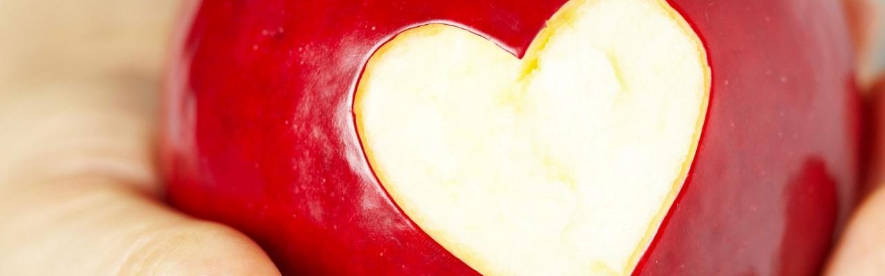 Apfel mit Biss in Herform