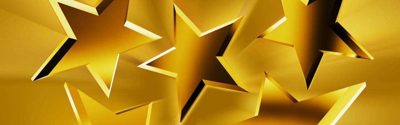 Goldene Sterne Ranking
