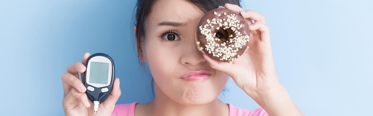 Diabetes ist die häufigste Stoffwechselkrankheit im Kindesalter.
