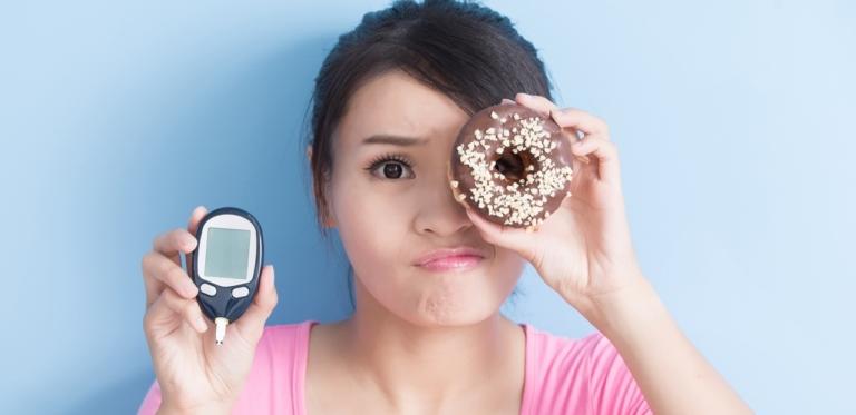 Diabetes ist die häufigste Stoffwechselerkrankung im Kindesalter.