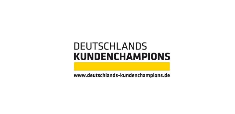 Logo Deutschlands Kundenchampions (Quelle: deutschlands-kundenchampions.de)