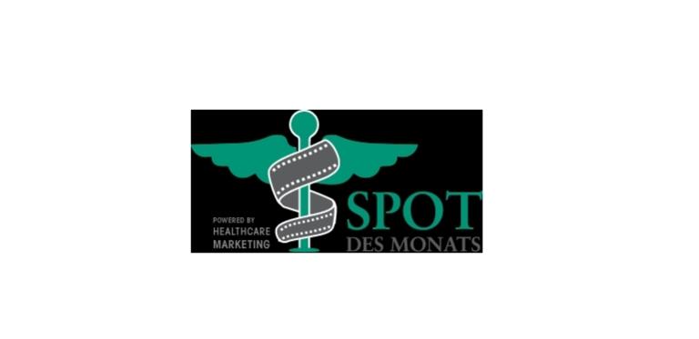 Logo Spot des Monats