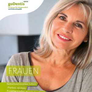 Cover Frauenmagazin