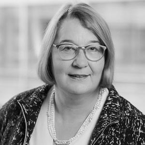 Leitende Qualitätsbeauftragte Elke Schulte