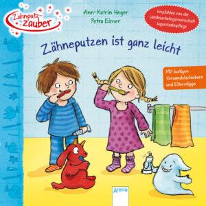 Cover Zahnputzzauber (Bild: Arena-Verlag)