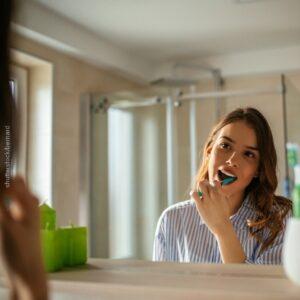 Gesunde Zähne wirken sich positiv auf den Körper aus. (Bild: shutterstock/bernard)
